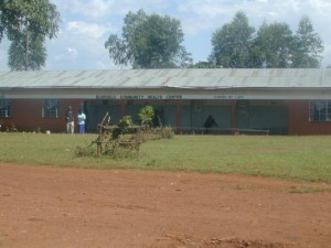 Elwesero Community Center