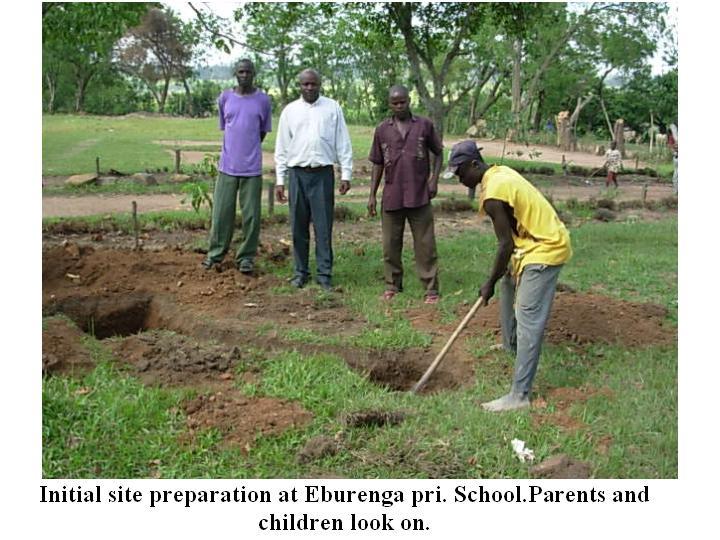 Photo of Eburenga School Well