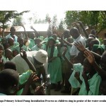 The Water Project: Eburenga School Well -