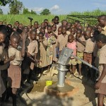 The Water Project: Eshienga Primary School -