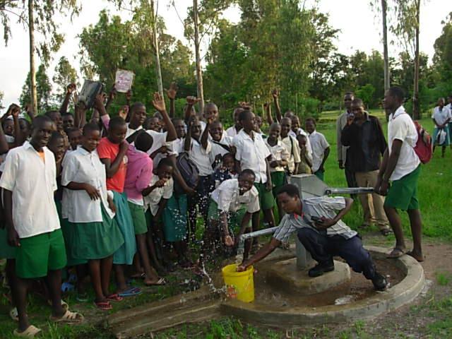 Photo of Simbi School Well