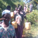 The Water Project: Shiambula Community Well -