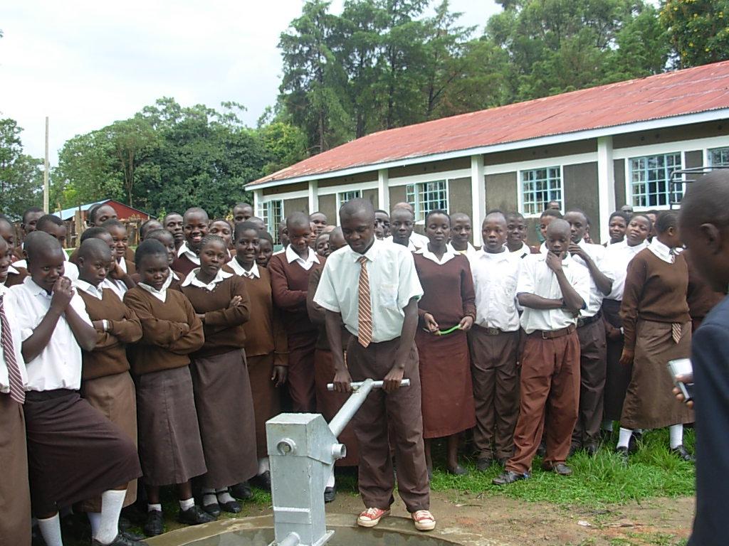 Photo of Kimangeti Secondary School