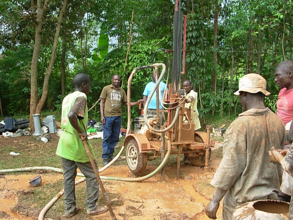 Photo of Ebubayi Community Well