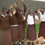 The Water Project: Kimangeti Secondary School -
