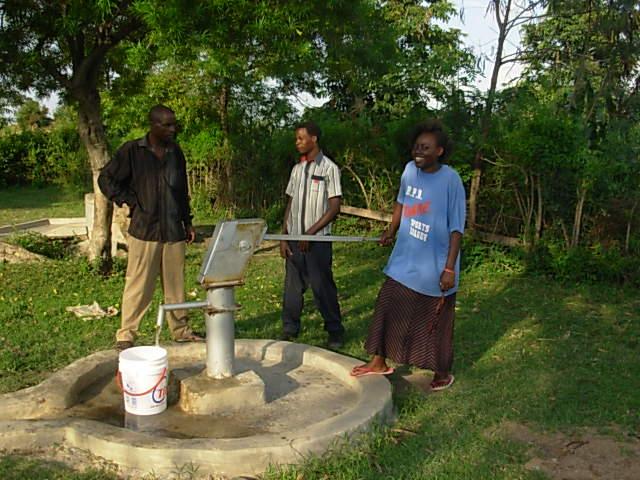 Photo of Osika Community Well
