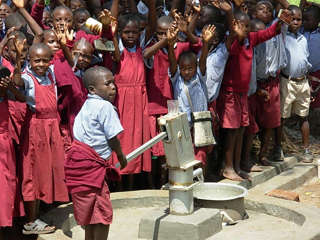 Photo of Esumeyia Primary School Well
