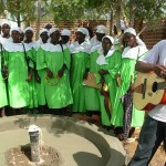 The Water Project: Busyubi Primary School Well -