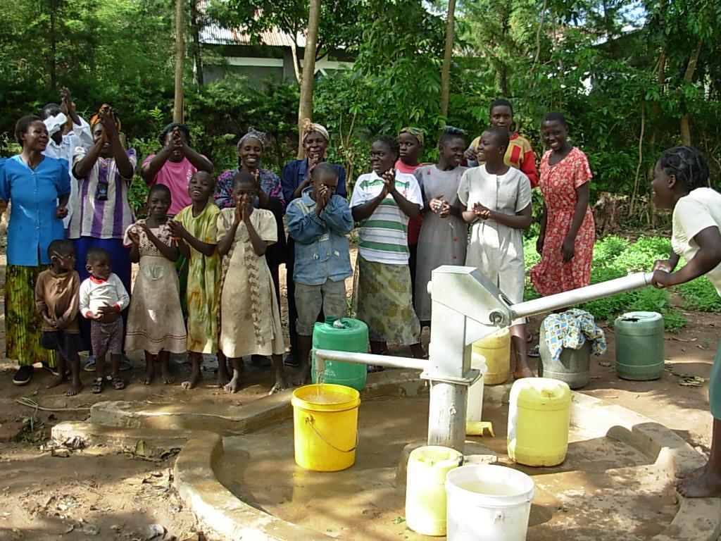 Photo of Sokone School & Community Well