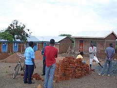 Photo of Simbi Dispensary and Community Well - Kenya