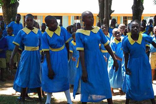 Photo of Eshiyanza Primary School - Kenya