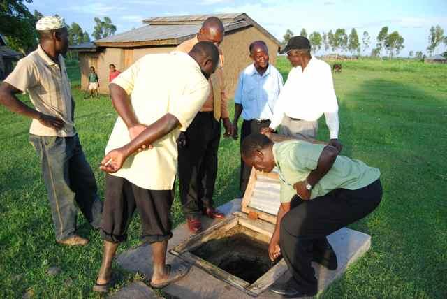Photo of Lower Kogembo Community Well - Kenya