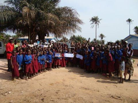 Photo of COGP Primary School - Sankoya Well Rehabilitation
