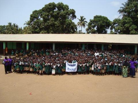 Photo of DC Mahera Primary School Well Rehabilitation