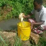 The Water Project: Emulundu Community -