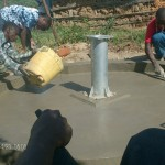 The Water Project: Masingo Slum / Pillar Project - Kakamega, Kenya -