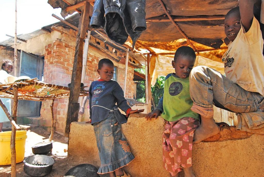 Photo of Masingo Slum / Pillar Project - Kakamega, Kenya