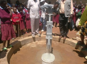 The Water Project : nabongo-primary-water-flowing_web