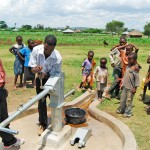 The Water Project: Lower Kogembo Community Well - Kenya -