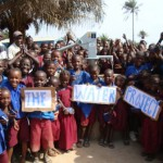 The Water Project: COGP Primary School - Sankoya Well Rehabilitation -