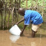 The Water Project: SLMB Primary School, Tombo Bana Well Rehabilitation -