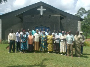 The Water Project : ack-inanga-church-members_web