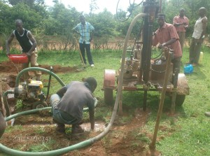 The Water Project : bwp-drillers-in-operation_web