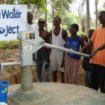 The Water Project: Newton - Virginia Well Repair Project -