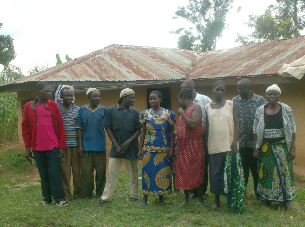 Photo of Eshisaba Residents Self Help Group Well Project