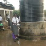 The Water Project: Mukumu Girls School Well -