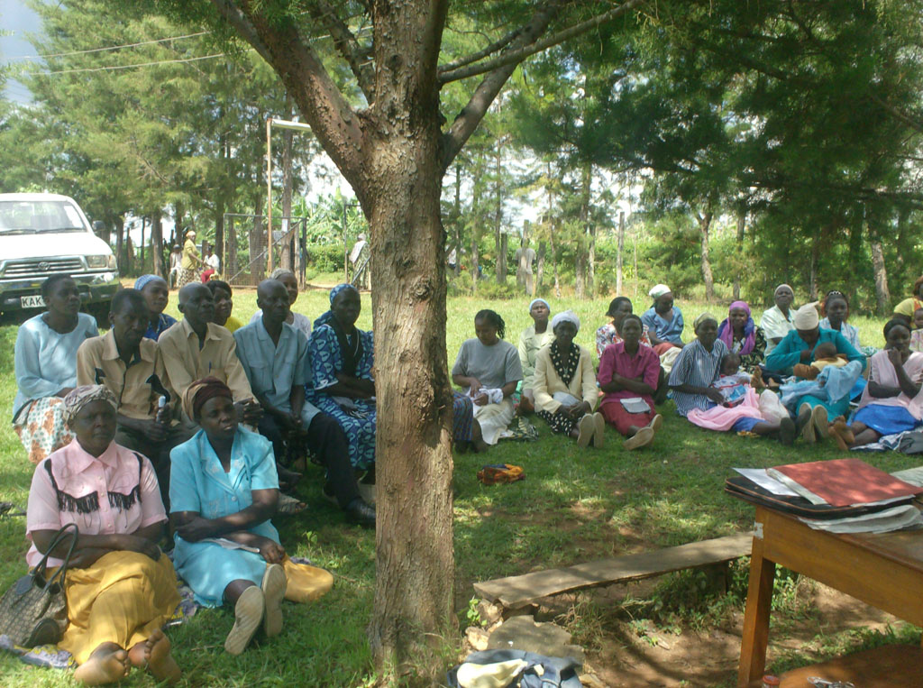 Photo of Shiamakhubu Health Workers Well Project