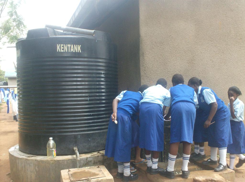 Photo of St. Mary's Mumias Girls School Well