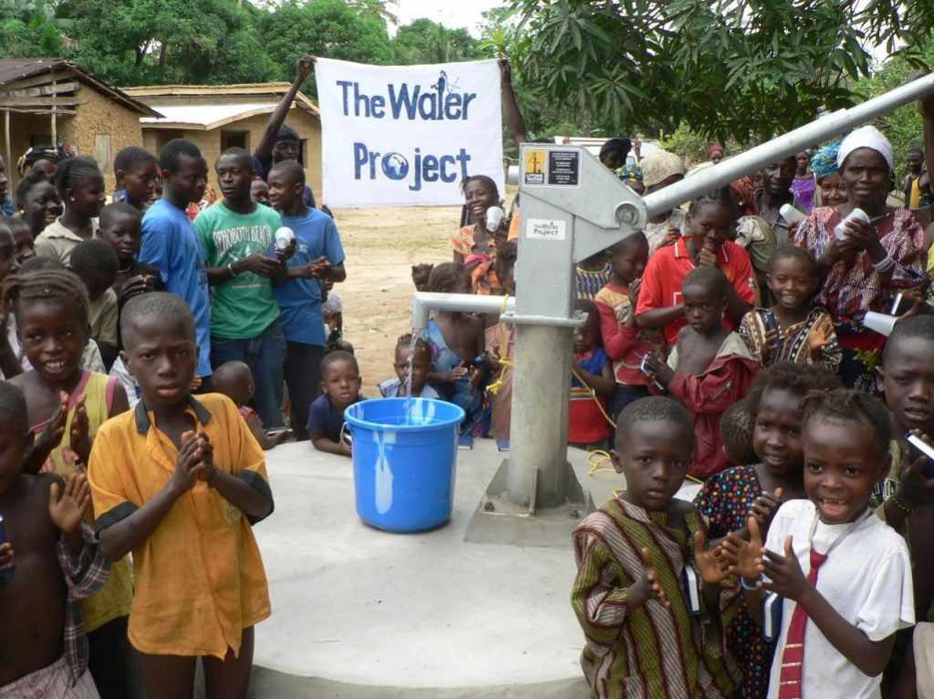 Photo of Mafanikly Village Well Rehabilitation Project