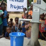 The Water Project: Mafanikly Village Well Rehabilitation Project -