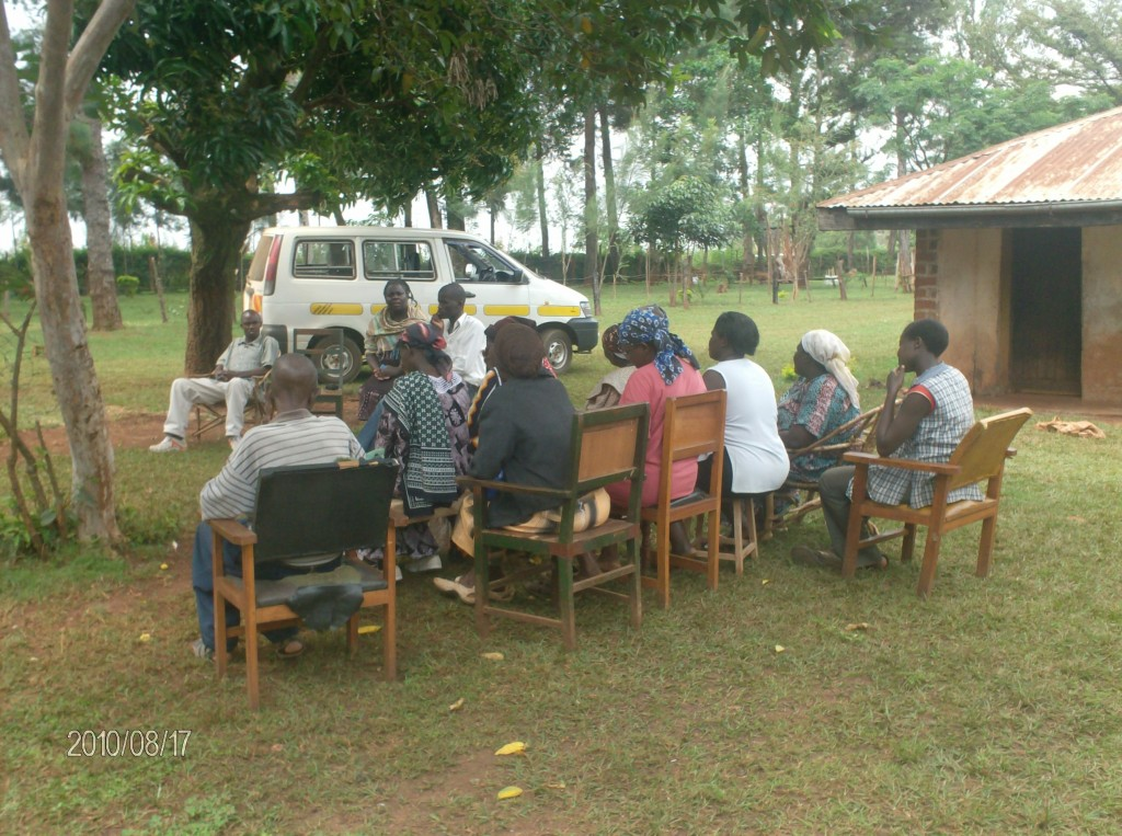 Photo of Erechero Womens Group Well Project