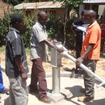 The Water Project: Hirumbi Primary School Well -