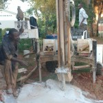 The Water Project: Matende Girls Secondary School -