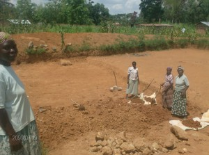 The Water Project : mugomari-secschool-fish-pond-project-but-school-has-no-water