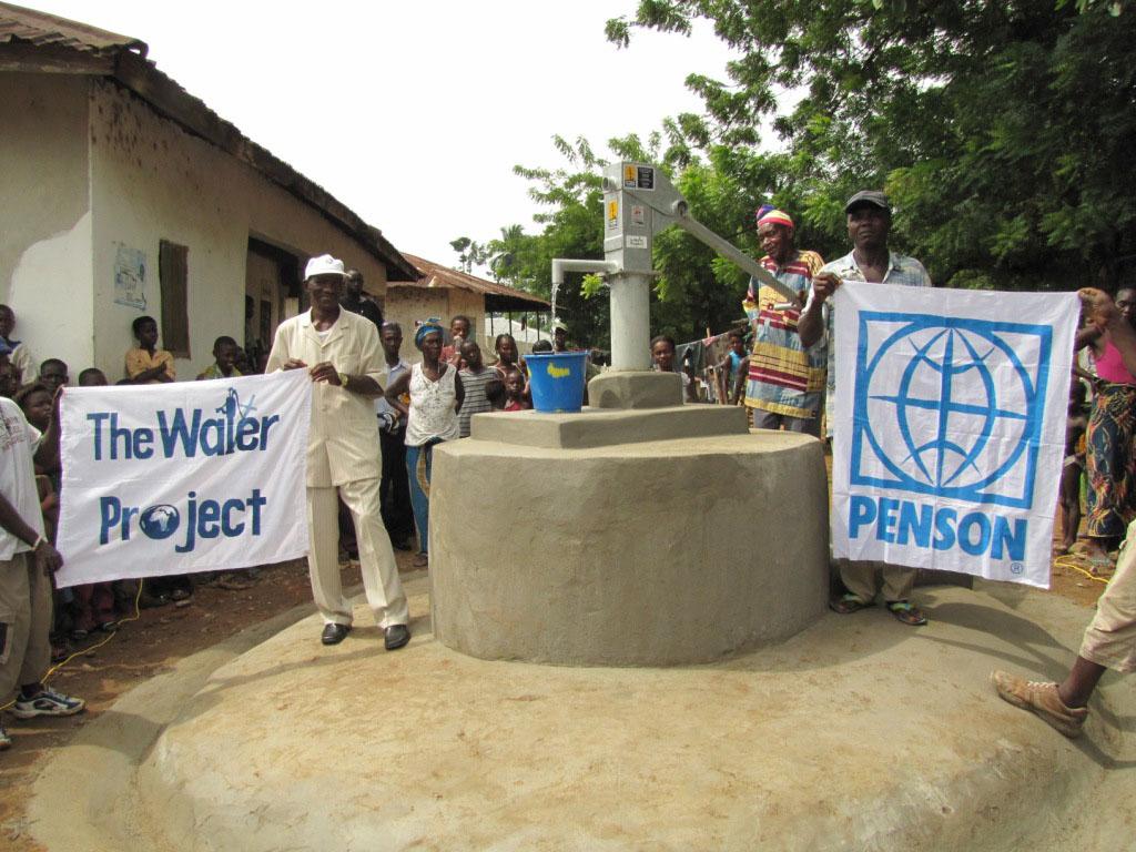 Photo of Makeni Marketplace Well Rehabilitation