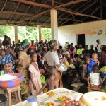 The Water Project: Makeni Marketplace Well Rehabilitation -