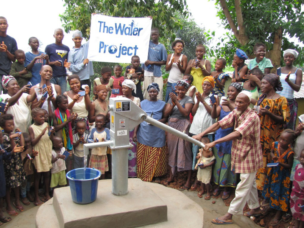 Photo of Calaba Town Well Rehabilitation Project