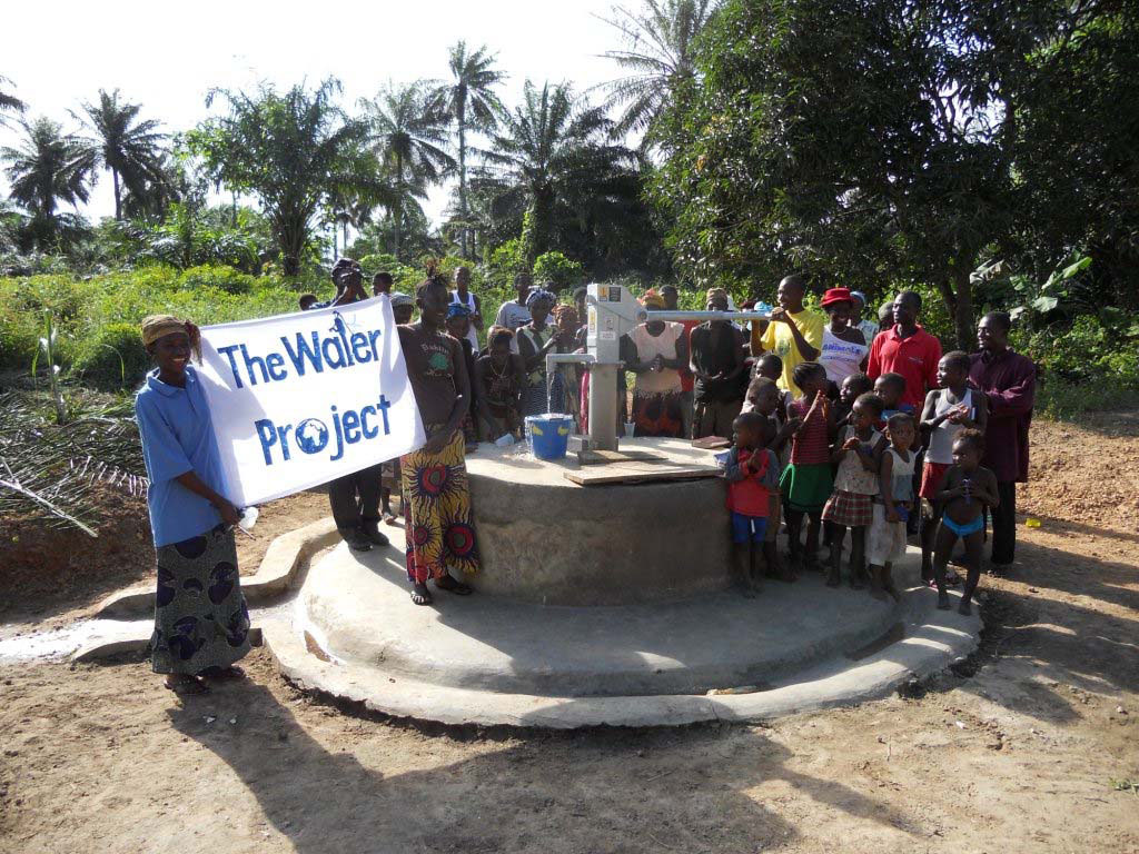 Photo of Gboilla Village Well Repair