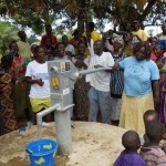 The Water Project: Koya Rural District Well Repair -