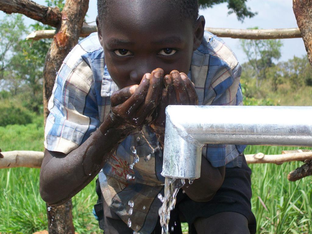 Photo of Kitumu Well Project