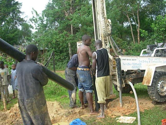 Photo of Mutsembi Nursery School Well