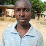 The Water Project: N'Garahun Village, Koya Rural District Well Repair -