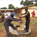 The Water Project: Kulafai Rashideen Primary School Well Rehabilitation -
