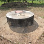 The Water Project: Komkanda Memorial Secondary School Well Rehabilitation -