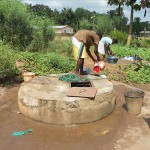 The Water Project: Lungi, Mahera - Rotifunk Road Well Rehabilitation -