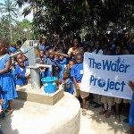 The Water Project: Muslim Brotherhood Primary School Well Rehabilitation -